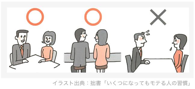初デートの会話が盛り上がらない、誰も気づかない4つの盲点。