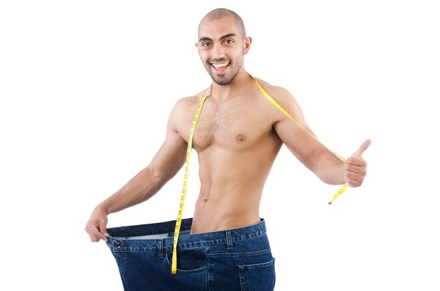 40歳からの腹だけ痩せる最強メソッド