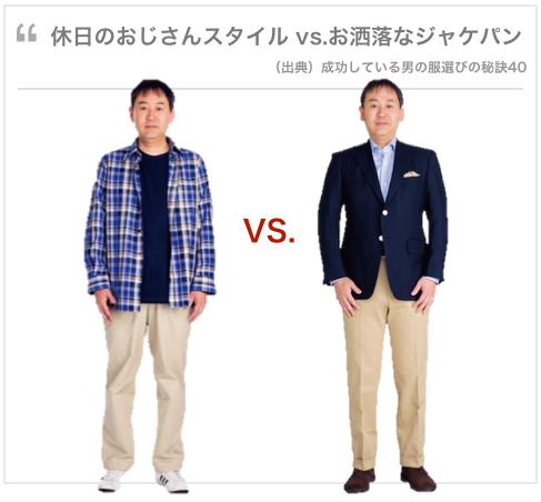 40代ファッションと服装